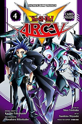 Yu-Gi-Oh! Arc-V, Vol. 4: Immortal Beings!! (English Edition)