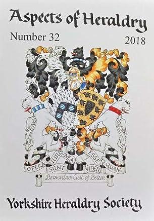 Journal of the Yorkshire Heraldry Society 2018