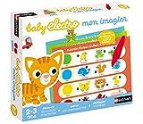 Nathan Baby electro mon imagier-Jeu éducatif électronique pour les enfants de 2 à 3 ans, 31622, Coloré