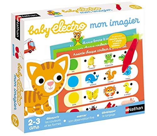 Nathan Baby electro mon imagier-Jeu éducatif électronique...