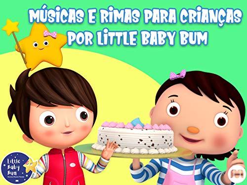 Músicas e Rimas para Crianças por Little Baby Bum