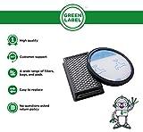 Zoom IMG-1 green label kit di filtri