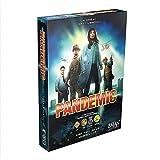QLWLQL Pandemic Board Game - El Destino De La Humanidad Está En Tus Manos - Juego En Equipo - para Adultos - 2 A 4 Jugadores - Versión En Inglés