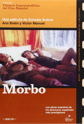 Morbo DVD Region 2 Ana Belen, Victor Manuel Spanish Audio Without English...