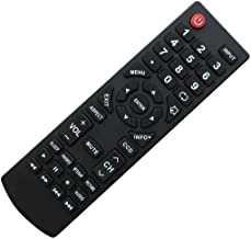 Easytry123 Remote Control For INSIGNIA Dynex NS-32D311NA17 NS-39D310NA17 NS-40D510MX17 NS-40D510NA17 NS-48D510NA17 LCD LED HDTV TV