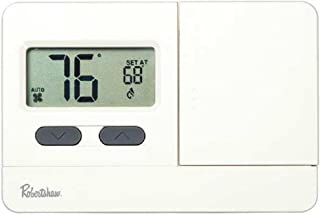 Robertshaw RS2110 Heat/Cool Digital Thermostat