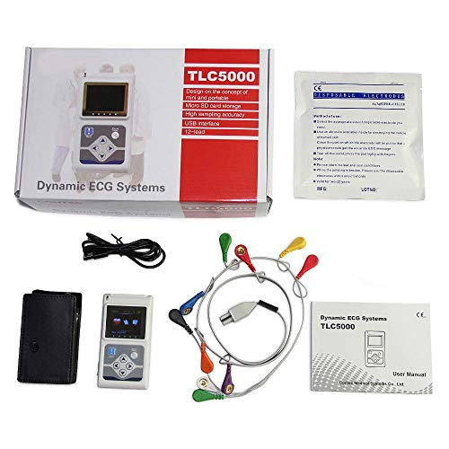 HYCy Recorder-Monitor, 12-Kanal-EKG/EKG Holter-System Recorder Monitor Software FDA
