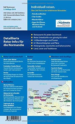 Normandie: Reiseführer mit vielen praktischen Tipps. - 2
