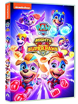 Paw Patrol 24: Mighty Pups Super Paws [DVD] por Paramount Pictures