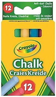 Crayola 281 Anti Dust Assorted Chalk (B0006TXE30) | Amazon price tracker / tracking, Amazon price history charts, Amazon price watches, Amazon price drop alerts