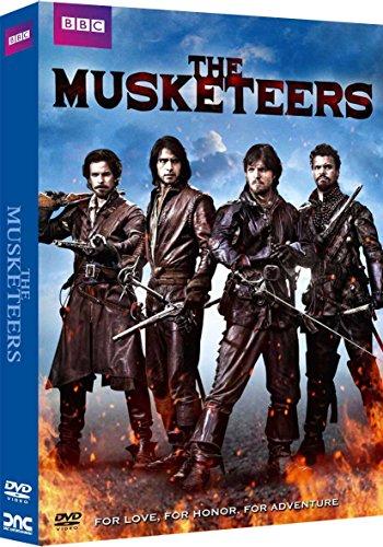 I Moschettieri - La Prima Serie Completa (4 DVD)