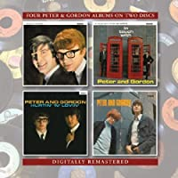 Peter & Gordon (1964)/in Touch With/Hurtin' 'n' Lovin' by Peter And Gordon (2012-11-13)