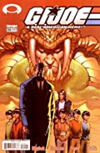 GI Joe #22 Comic Michael Turner Cover A - The Return of Serpentor Part 1 by Image/Devil's Due (2001 Series)