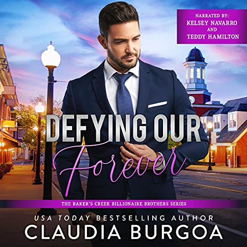 Defying Our Forever Audiobook By Claudia Burgoa cover art