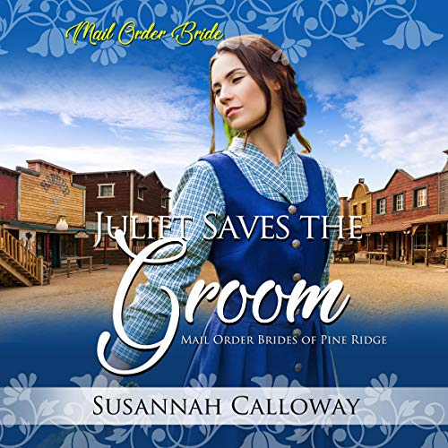 Juliet Saves the Groom audiobook cover art