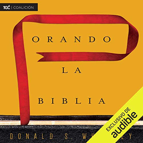 Orando la Biblia [Praying the Bible] audiobook cover art