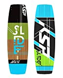 KSP TAVOLA Slide Freeride Completa da Kitesurf 135/140/145 Kite Board Surf (135x41)