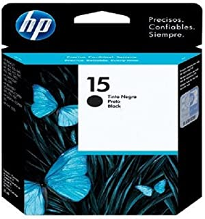 Cartucho HP 15 Preto 25ml C6615DL