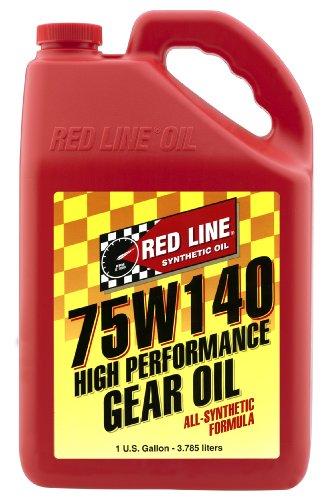 Red Line 57915 75W140 GL-5 Gear Oil - 1 Gallon