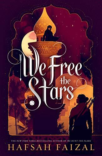 Amazon.com: We Free the Stars (Sands of Arawiya Book 2) eBook: Faizal,  Hafsah: Kindle Store