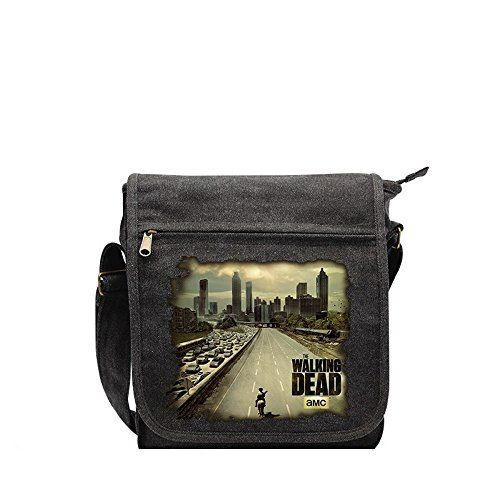 The Walking Dead - Messenger Tasche Umhängetasche - Rick Grimes - Season 1