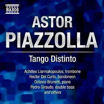 Piazzolla: Tango Distinto