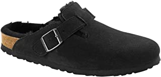 Women's Boston Shearling Clog