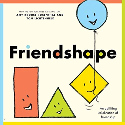 Friendshape audiobook cover art