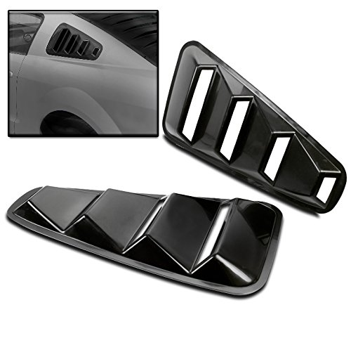 2014 ford mustang louvers - 4