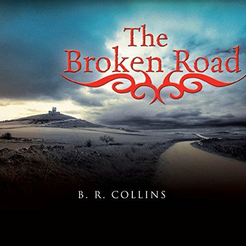 The Broken Road audiobook cover art