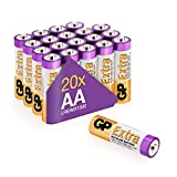 AA Batteries Pack of 20-1.5V / M...
