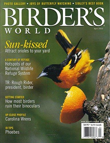 Birder's World Magazine (April, 2003)