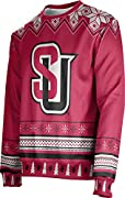 Licensed Seattle University Ugly Holiday clothing for Unisex Officially Licensed Collegiate Seattle University Ugly Holiday Sweatshirts are made with 100% lightweight polyester, soft brushed premium fleece in a contemporary fit with bold graphics tha...