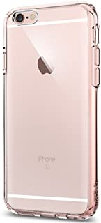 Spigen Ultra Hybrid Designed for Apple iPhone 6S Case (2015) - Rose Crystal