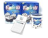 Happy Home| 1 Pillsbury Funfetti Oreo Chocolate Cake Mix | 1 Pillsbury Funfetti Oreo vanilla Cake...