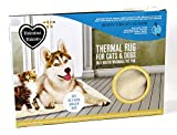 Valentina Valentti Self Heating Thermal Pet Pad, Rug or Bed for <span class='highlight'>Cat</span>s and Large Dogs, Large size