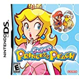 Super Mario Bros Princess Peach DS 3DS NDSi 1.44 Host DSi NDSL DSL NDS English Language Video Cartridge Console Card Game Toys
