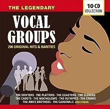 legendary vocals group