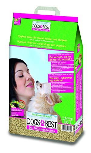 Dog's Best 28433 Kleinhundestreu 10 Liter
