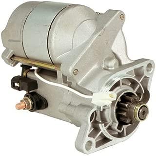 DB Electrical SND0474 Starter for Bobcat B200 B250 /Case 460 Maxi-Sneaker 1825B /Kubota D1005 D905B F2880 F2880E F3680 /Toro Groundmaster 228D 328D 3500-D 7200, Reelmaster 3100-D 5200-D 6500-D
