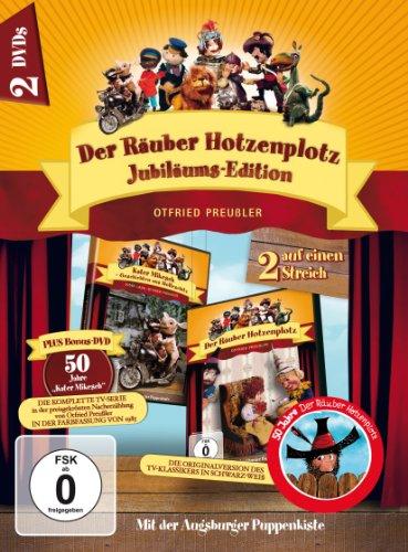 Augsburger Puppenkiste - Der Räuber Hotzenplotz - Jubiläums-Edition [2 DVDs]
