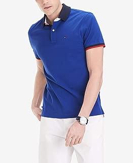 Men's Flag Pride Polo Shirt in Custom Fit