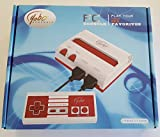 nes console top loader - Yobo FC Game Top Loader Console (Red/White)