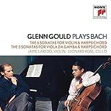 Plays Bach: The 6 Sonatas for Violin & Harpsichord by Masterworks 【並行輸入品】