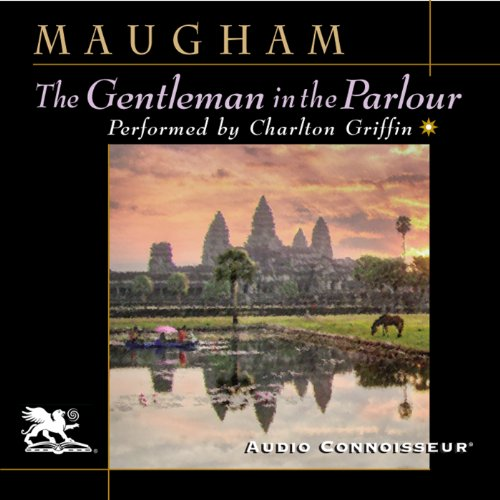 The Gentleman in the Parlour audiobook cover art