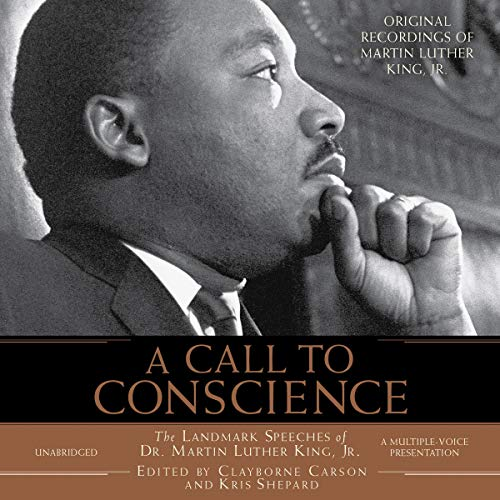 Page de couverture de A Call to Conscience