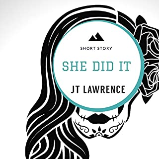 She Did It cover art