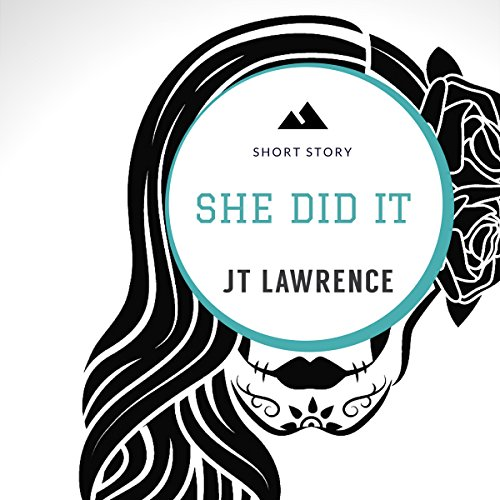 She Did It audiobook cover art