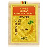 equilibra - ginseng koreano puro 100%, 30 g