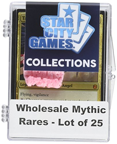 Star City Games 25 Assorted Magic: The Gathering Mythic Rares